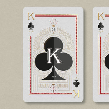 Durban July Playing Cards