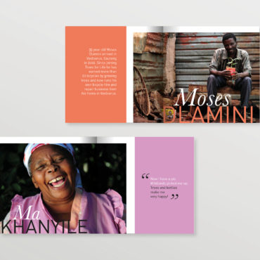 Unilever 'Trees for Life' Coffee Table Book